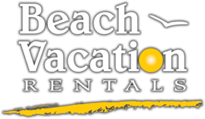 Beach Vacation Rentals logo.